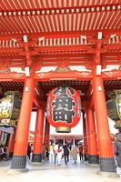 東京都 浅草寺宝蔵門