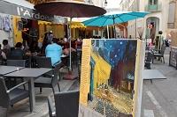 フランス アルルのカフェ