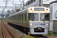 東京都 京王電鉄 1000系各停電車