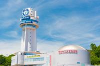 兵庫県 明石市立天文科学館 塔時計