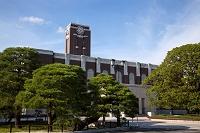 京都府 京都大学 百周年時計台記念館