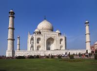 インド アーグラ タージ・マハル