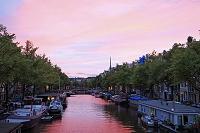 オランダ シンゲル運河 17世紀の環状運河地区