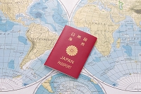 パスホートと地図