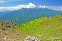 長野県 焼岳から乗鞍岳