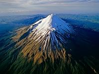 ニュージーランド エグモント山