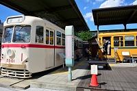 東京都荒川区 都電おもいで広場