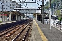 静岡県 東海道本線 興津駅