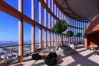 スペイン セビリア 高層ホテルのロビー