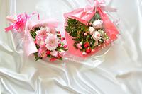花束のセット