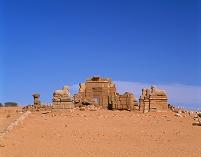 スーダン ナカ遺跡 アモン神殿
