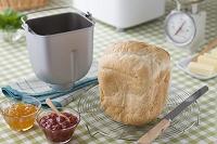 ホームベーカーリー 食パンとジャム