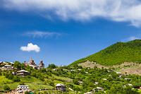 アルメニア ロリ地方 ハフパット修道院