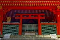 奈良県 春日大社摂社の榎本神社