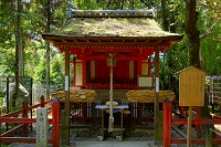 奈良県 春日大社末社の一言主神社
