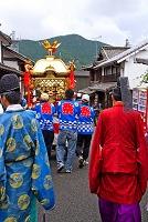 愛媛県 宇和 秋祭り