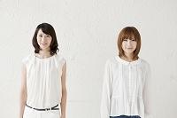 笑顔の日本人女性達