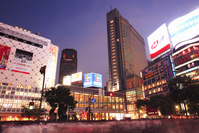 東京都 渋谷 スクランブル交差点