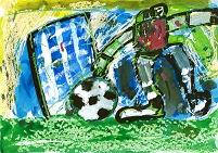 サッカー大好き!
