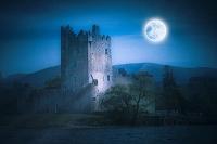 アイルランド キラーニー ロス城