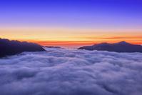 三重県 ツエノ峰の雲海