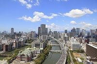 大阪府 大阪中之島と梅田