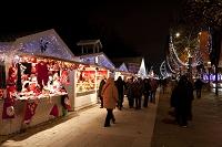 パリ クリスマスマーケット