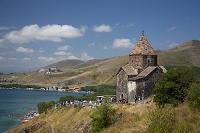 アルメニア ゲガルクニク地方 セヴァン湖