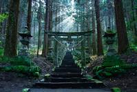 熊本県 上色見熊野座神社