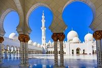アラブ首長国連邦 アブダビ シェイク・ザーイド・モスク