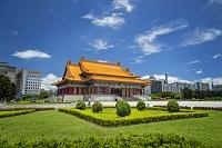 台湾 中正紀念堂内の国家戯劇院