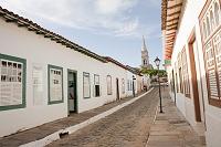 ブラジル ゴイアス歴史地区