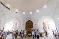 ウズベキスタン ブハラ タキ・ザルガラン