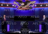 2020年米大統領選 最後の討論会