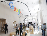 グーグル初の実店舗 NYにオープン