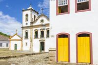 ブラジル サンタ・ヒタ教会