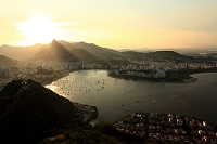 ブラジル リオデジャネイロ 市街