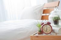 寝室イメージ 時計