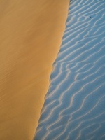 オマーン 砂丘