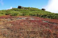 北海道 上川町 大雪山国立公園 層雲峡 銀泉台
