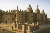 マリ共和国 ジェンネ 泥のモスク