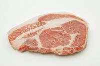 豚ロース肉の厚切り