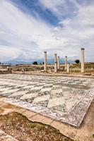 ギリシャ ギリシア マケドニア地方 ペラ遺跡