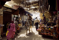 モロッコ フェス旧市街