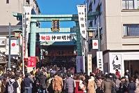 東京都 神田神社 初詣