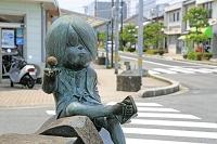 鳥取県 水木しげるロード 鬼太郎