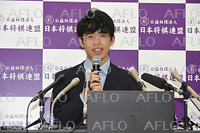 藤井七段、最年少でタイトル挑戦へ