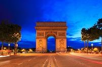 フランス 凱旋門