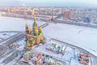 ロシア 冬