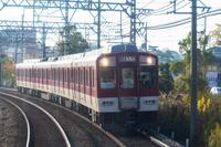 近鉄京都線の普通電車